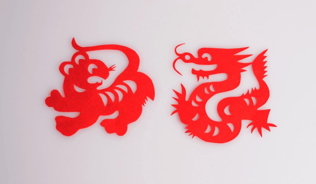 "Žaidimo ""Dragon Tiger"" internete pagrindai"